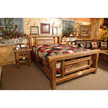 Stony Brooke Boulder Bluffs Bed - 7457 - Twin bed (complete)