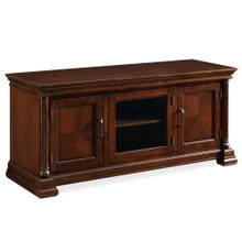 "Corvino 52"" TV Console with Glass Center Door #81650"