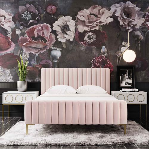 Tov Furniture - Angela Blush Bed in King