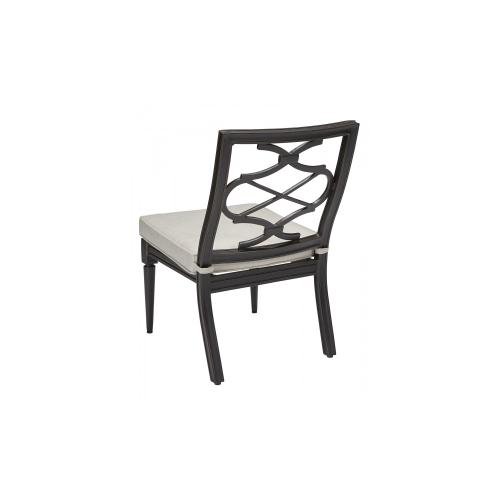 Morrissey Outdoor Phillips Armless Dining Chair