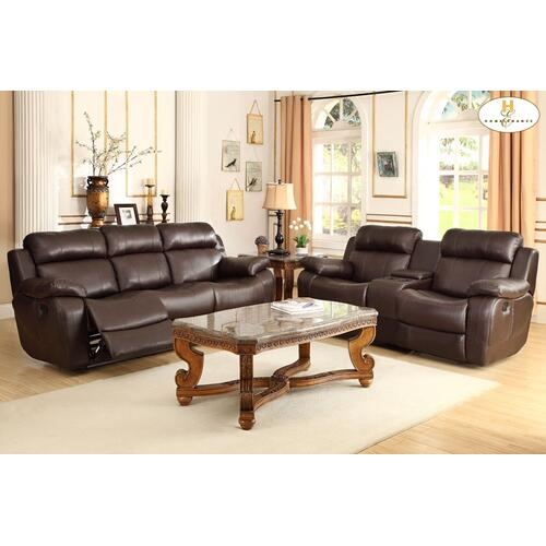 Marille Motion Sofa and Love Seat