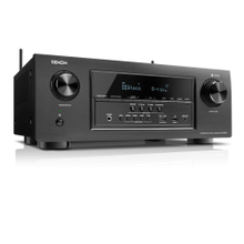 7.2 Channel Full 4K Ultra HD AV Receiver with 185W per channel, built-in HEOS wireless technology, Bluetooth®, Dolby Atmos, DTS:X, unparalleled music playback options, thanks to our built-in HEOS technology, Apple AirPlay 2, and Amazon Alexa voice compatibility for seamless control.