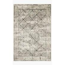 View Product - LB-07 MH Ivory / Black Rug