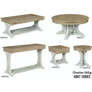 England FurnitureH967 Cimarron Valley