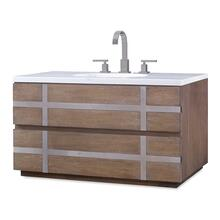 See Details - Thompson Wall Sink Chest - Octo Finish