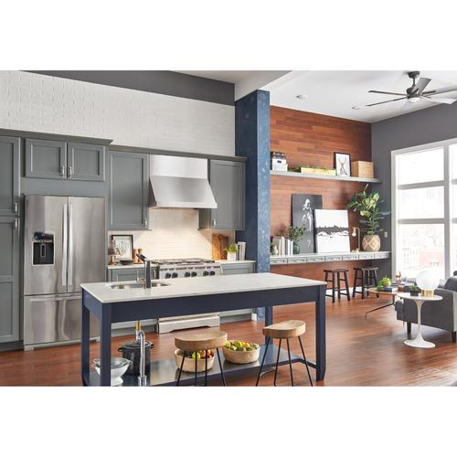 Gallery - 60-inch Pro-Style Range Hood, blower sold separately, Stainless Steel (WP28 Series)