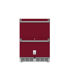 """24"""" Hestan Outdoor Refrigerator Drawers - Grr Series - Tin-Roof"""