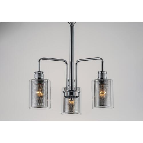 Filigree 3-Light Chandelier