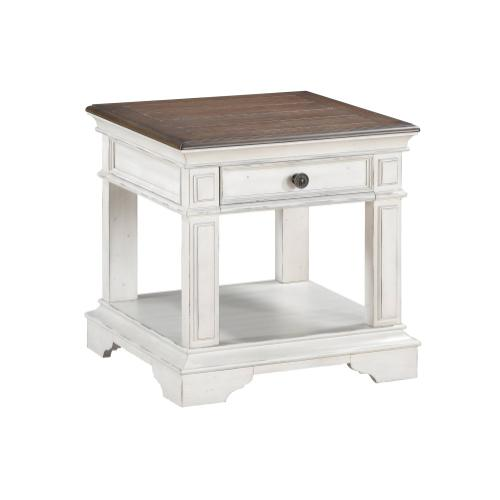 ANASTASIA COCKTAIL TABLE (with Casters)