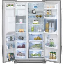 See Details - Crosley Side By Side Refrigerators (Built-In Style)