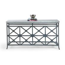 Eton Manor Sofa Table - Verde
