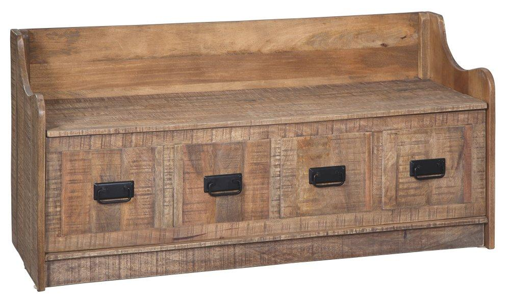 AshleyGarrettville Storage Bench