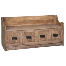 See Details - Garrettville Storage Bench