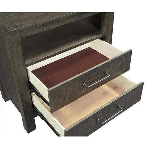 2 Drawer NS