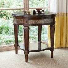 See Details - Castilian Bedside Table