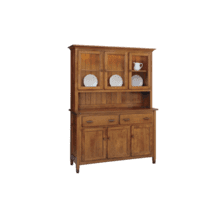 Canterbury Hutch Two Doors