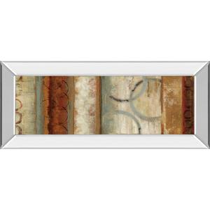 """""""Juncture Il"""" By Tom Reeves Mirror Framed Print Wall Art"""