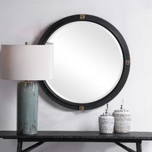Tull Round Mirror