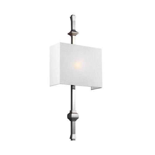 Teva Sconce Polished Nickel