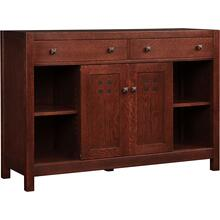 48 Wide, Cherry Highlands Entertainment Console