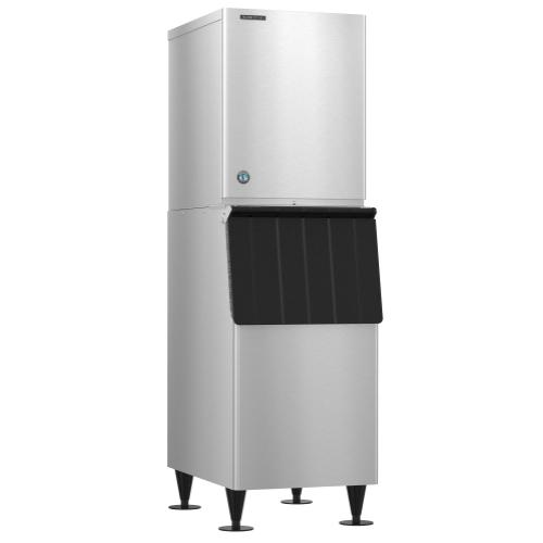 KM-520MRJ with URC-5F, Crescent Cuber Icemaker, Remote-cooled