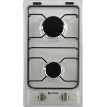 """See Details - Antique White (Bisque) 12"""" Gas Cooktop"""