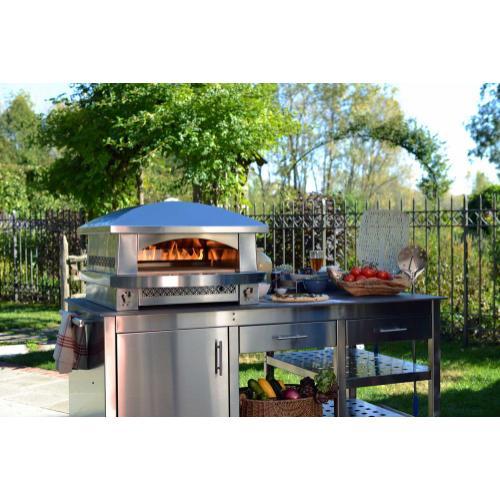 Kalamazoo - Countertop Artisan Fire Pizza Oven