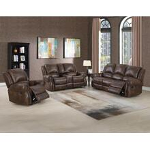 Navarro 3-Piece Motion Set (Sofa, Console Loveseat and Recliner)