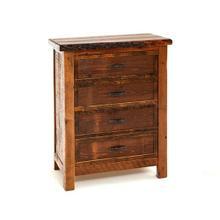 See Details - Forest Edge - 4 Drawer Dresser