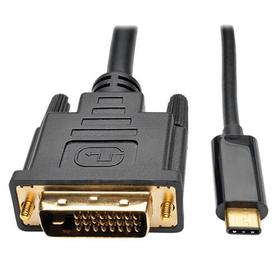 USB-C to DVI Adapter Cable, 16 ft.
