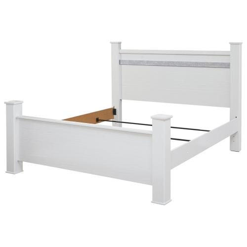 Jallory King Poster Bed