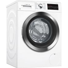"800 Series Washer - 208/240V, Cap. 2.2 cu.ft., 15 Cyc.,1,400 RPM, 49 dBA Chr./Door, AquaStop®, ENERGY STAR ""OUT OF BOX"""