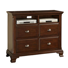 Canton Cherry Media Chest