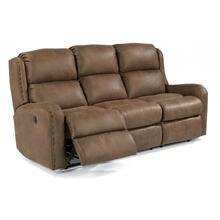 See Details - Cameron Fabric Power Reclining Sofa