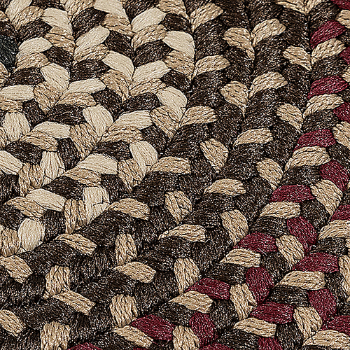 Brook Farm Rug BF72 Natural Earth 2' X 8'