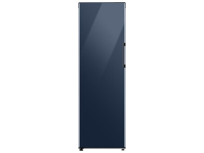 Samsung11.4 Cu. Ft. Bespoke Flex Column Refrigerator With Customizable Colors And Flexible Design In Navy Glass