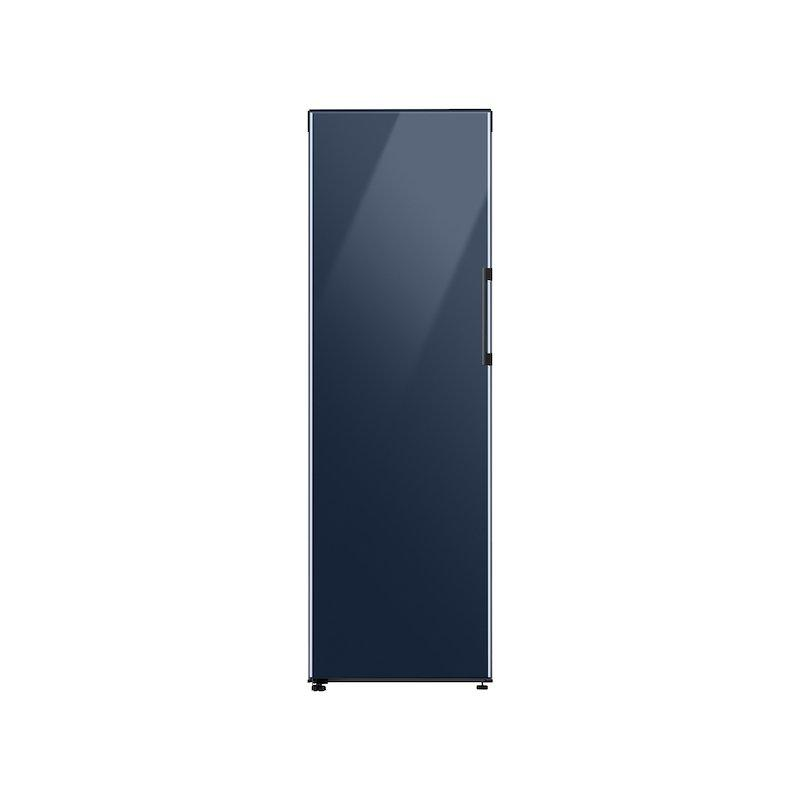 11.4 cu. ft. BESPOKE Flex Column Refrigerator with Customizable Colors and Flexible Design in Navy Glass