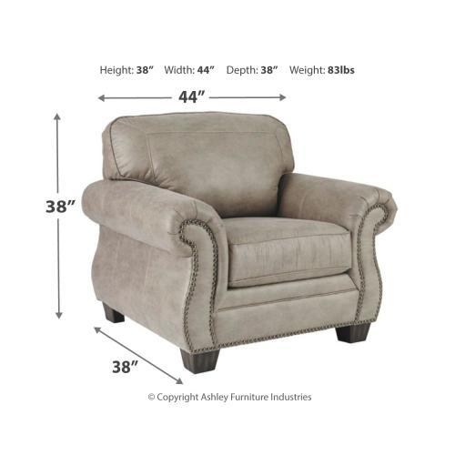 Olsberg Chair Steel