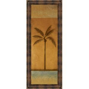 """Golden Palm I"" By Jordan Grey Framed Print Wall Art"