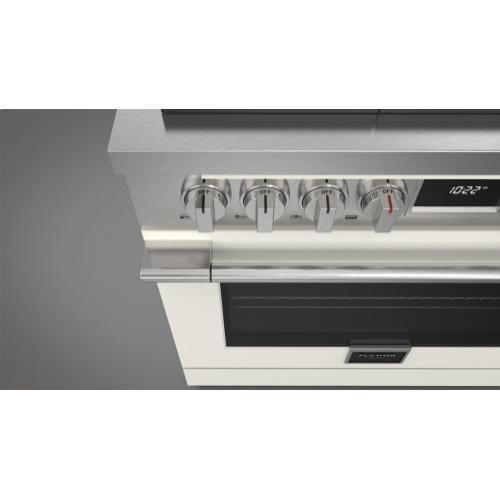 "Fulgor Milano - 36"" Matte White Color Kit"