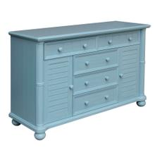 Dresser w/Drawers - 0156 Finish