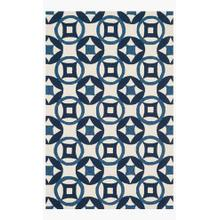 View Product - FC-40 Ivory / Navy Rug