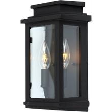 View Product - Freemont AC8291BK Outdoor Wall Light
