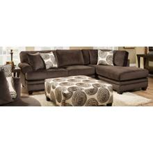 "2PC Sectional 120"" x 79"""