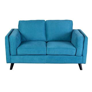Chelsea Blue Loveseat