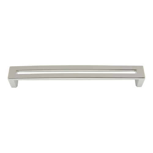 Centinel Pull 7 9/16 Inch (c-c) - Polished Nickel