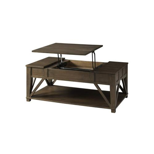 7608 Lift Top Cocktail Table