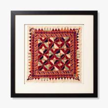 0307690124 Global Textile Wall Art