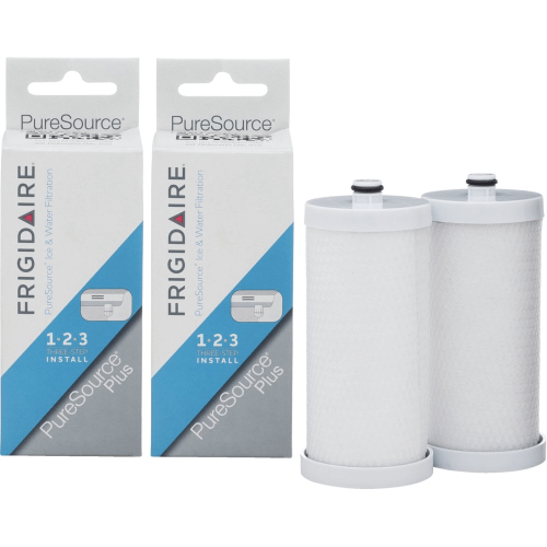 Frigidaire PureSource® Plus Replacement Ice and Water Filter, 2 Pack