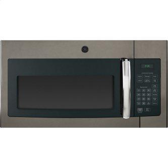 GE 1.6 Cu.Ft. Over-The-Range Microwave Oven Slate JVM1635SLJC